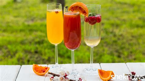 mimosa cuisine 3 mimosas that will up your brunch