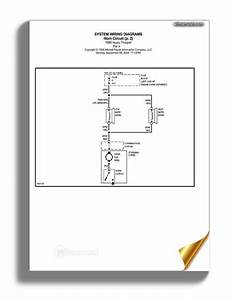 Isuzu Trooper 1990 System Wiring Diagram