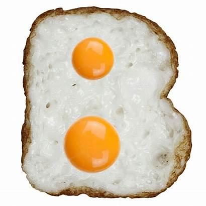Eggs Font Letters Letter Basket Put Handmadefont