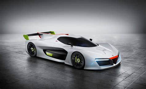 New Hydrogen Racer From Pininfarina And Green Gt