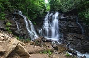 North Carolina Waterfalls Trail