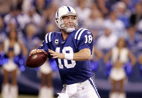 Peyton Manning Images Colts Owner Attack For Manning Comments