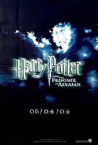 Harry Potter And The Prisoner Of Azkaban Poster 2 | Mr ...