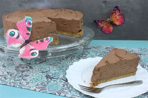 kuchenboden ohne backen no bake chocolae cheesecake schoko k 228 sekuchen ohne