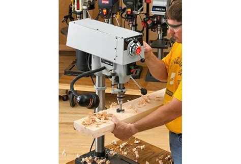 tool review benchtop drill presses