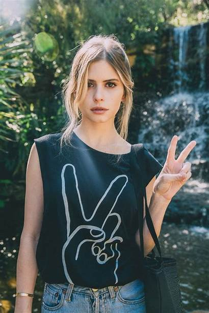 Carlson Young Society6 Photoshoot October Celebs Celebrities