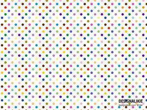 Dots Wallpaper - WallpaperSafari