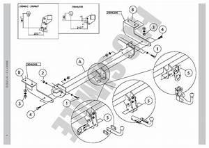 Detachable Towbar   13p C2 Wiring Kit For Peugeot 3008 Mpv