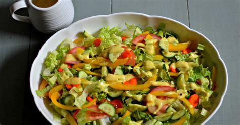 Crunchy Summer Garden Salad - Lettuce-Based Salads - Kosher Recipe