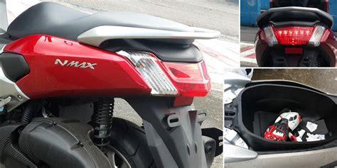 Nmax 2018 Bagasi by Mana Yang Lebih Lengkap Dan Canggih Honda Pcx Atau Yamaha