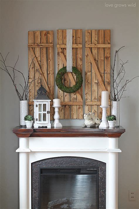 how to decorate mantels how to decorate your mantel for spring popsugar home