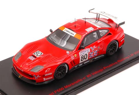 There's a reason why ferrari has a very specific type of red that they coat they're cars in, and that is to give them that extra wow factor. RED LINE RL009 FERRARI 550 MARANELLO N.80 LM 2003 | eBay