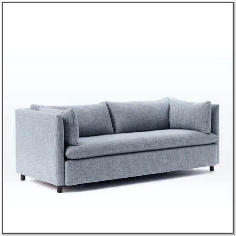 West Elm Sleeper Sofa Reviews by West Elm Shelter Sleeper Sofa Review Giantoro