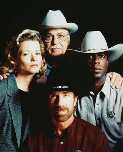 Walker Texas Ranger TV Show Cast