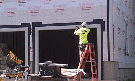 impatient home builder trim work