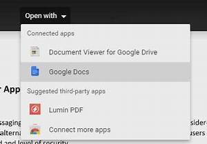10 google drive tips and tricks to increase productivity With open documents in google docs