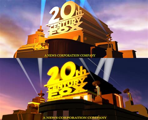 20th Century Fox 1994 2009 Remakes V3 (old) By