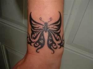 Butterfly tattoo from the Artist Adam Gontier.   Tattoo ...