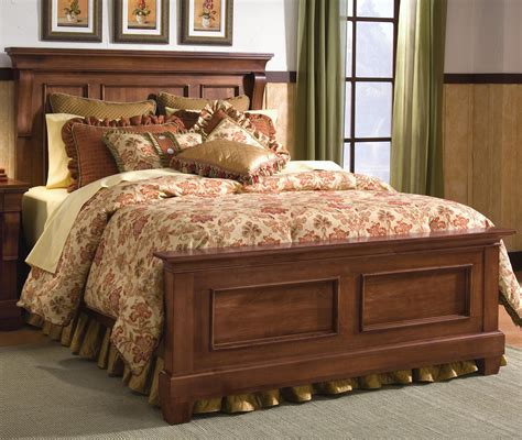 Bed With Headboard And Footboard by Furniture Tuscano Panel Headboard