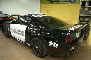 Barricade Saleen Mustang from Transformers on iCollector.com Photo Gallery - Autoblog