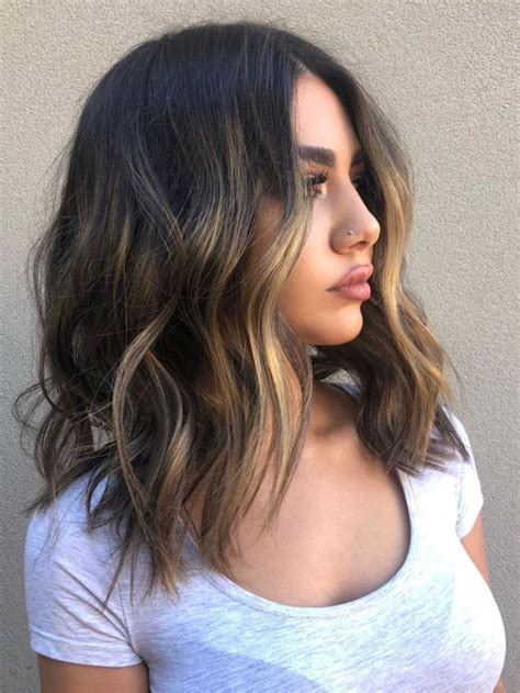 50 Best Medium Length Hairstyles 2019 The Swag Fashion