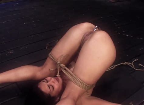 More Sex Slave Training For Valentina With Rope Bondage