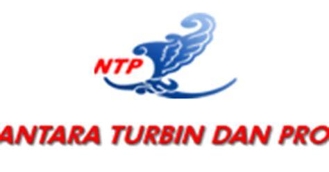 lowongan kerja pt nusantara turbin  propulsi kerjah