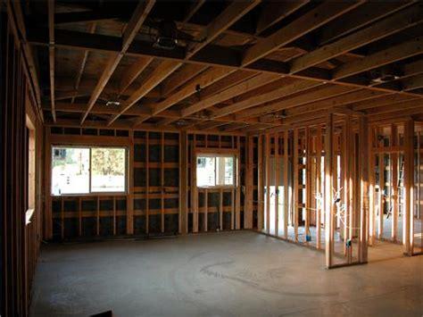 Interior Walls   Framing and Loft Floors