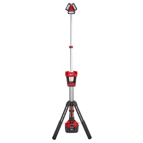 kitchen led lighting milwaukee m18 18 volt lithium ion cordless rocket led 2135