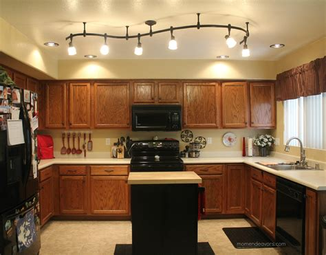 mini kitchen remodel  lighting   world  difference