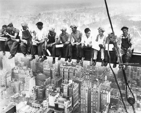lunch atop a skyscraper lunch atop a skyscraper photo lunch atop a skyscraper c 1932 print photography picture