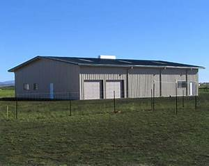 individual steel building photos asi aircraft With 50 x 60 steel building