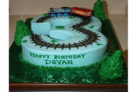 Birthday Cake Ideas For 3 Year Old Boys