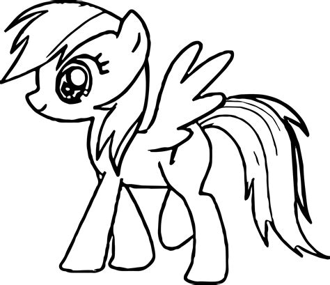 video mewarnai kuda poni  warna