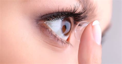 Contact Lens Basics Types Lenses More