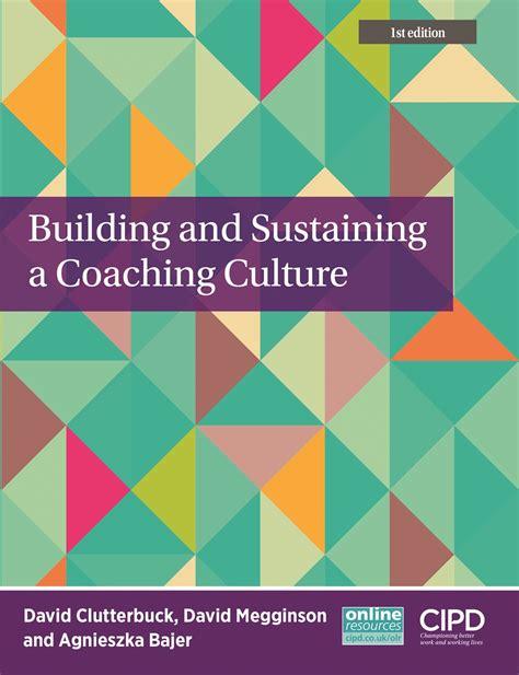 building  sustaining  coaching culture