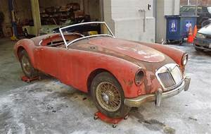 Age Voiture De Collection : restaurer une voiture de collection ~ Gottalentnigeria.com Avis de Voitures