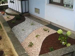 Kies Vorgarten Anlegen : vorgarten mit steinen pflegeleichter garten steine gartens max nowaday garden ~ Bigdaddyawards.com Haus und Dekorationen