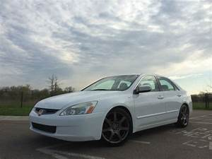 2003 Honda Accord Sedan V6