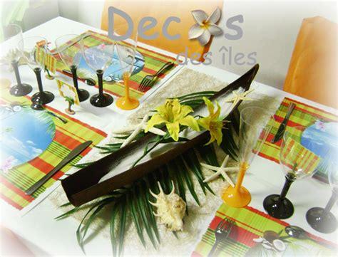 table rabattable cuisine decoration antillaise pour table