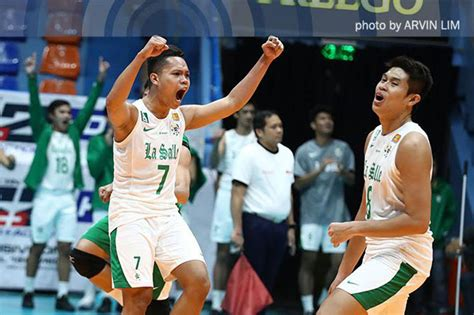 salle de sport 15 la salle claims win in s at up s expense abs cbn news