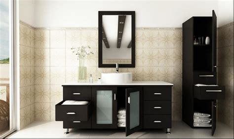 How To Pick Out A Suitable Vanity For The Bathroom Sink