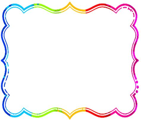 Pony Clipart Border  Pencil And In Color Pony Clipart Border