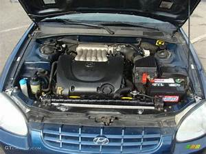 2000 Hyundai Sonata Gls V6 Engine Photos