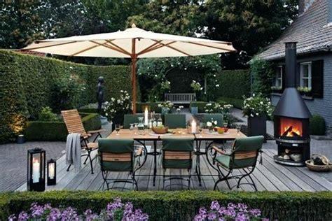 Garten Und Terrasse by Dekoration Terrasse Garten