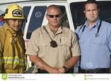 Cop fireman gay medic