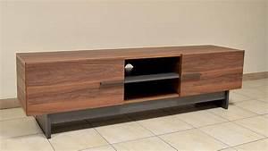 Schrank 130 Cm Breit : lowboard tv board sala hifi tv schrank in nussbaum 180 cm breit ~ Frokenaadalensverden.com Haus und Dekorationen