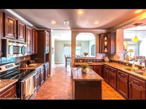 triple wide custom ranch style modular home builder  san