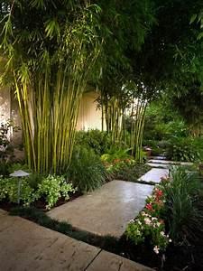 Gros Bambou Deco : 1001 conseils pratiques pour une d co de jardin zen ~ Teatrodelosmanantiales.com Idées de Décoration