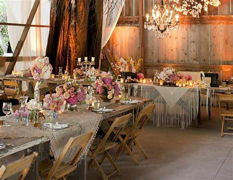 M&f Western Home Decor : Unique Wedding Table Arrangements
